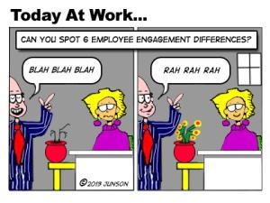Disengaged Team