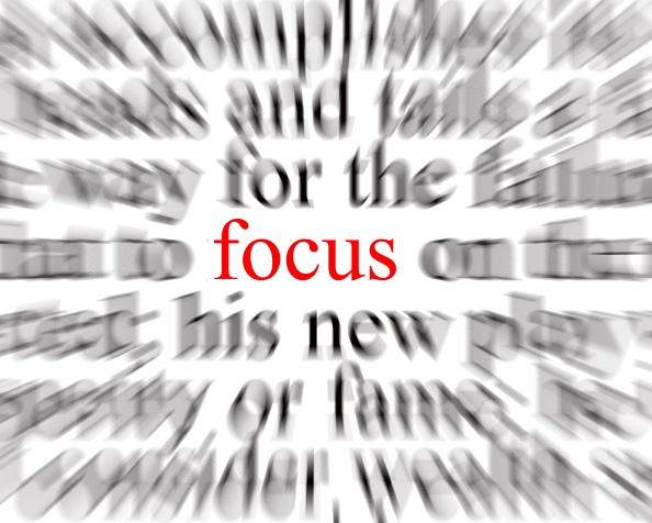 The Battle for Focus